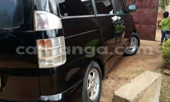 Buy Used Toyota Voxy Black Car in Lilongwe in Malawi