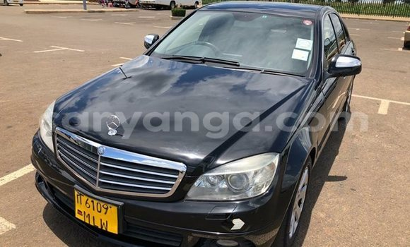 Buy Used Mercedes‒Benz C–Class Black Car in Lilongwe in Malawi