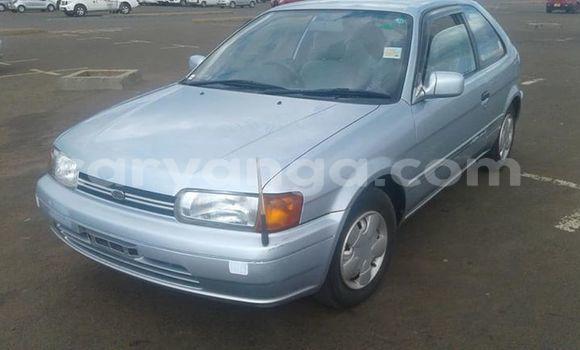 Buy Used Toyota Corsa Silver Car in Lilongwe in Malawi