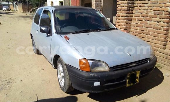 Buy Used Toyota Starlet Silver Car in Blantyre in Malawi