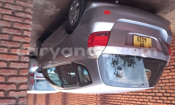 Buy Used Honda Airwave Silver Car in Lilongwe in Malawi