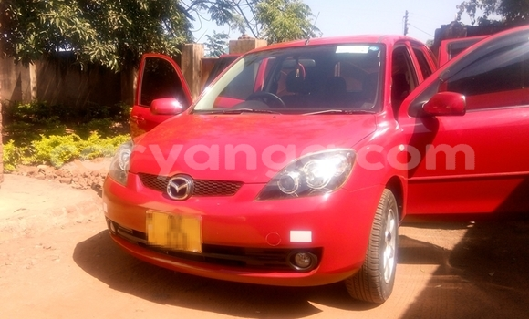 Buy Used Mazda Demio Red Car in Lilongwe in Malawi