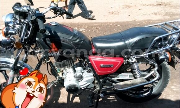 Buy Used SanLG SL125–5AT Red Bike in Lilongwe in Malawi