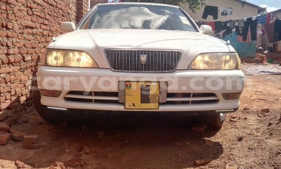 Buy Used Toyota Mark X White Car in Lilongwe in Malawi