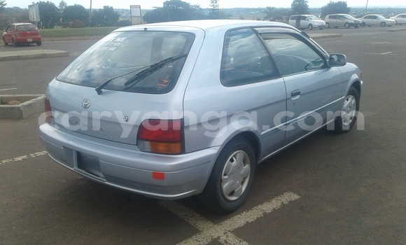Buy New Toyota Corsa Silver Car in Lilongwe in Malawi