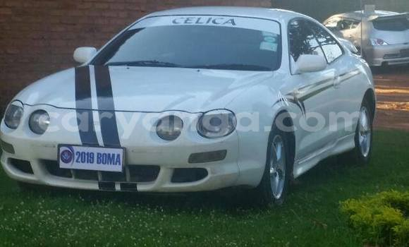 Buy Used Toyota Celica White Car in Blantyre in Malawi
