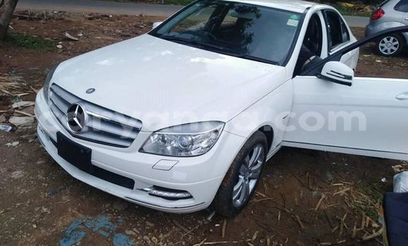Buy Used Mercedes‒Benz C–Class White Car in Blantyre in Malawi