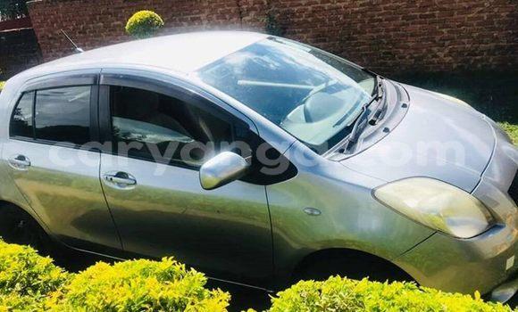 Buy Used Toyota Vitz Silver Car in Lilongwe in Malawi