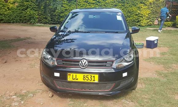 Buy Used Volkswagen Polo Black Car in Lilongwe in Malawi