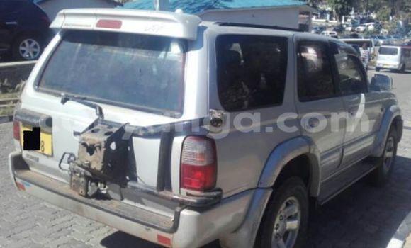Buy Used Toyota Surf Black Car in Blantyre in Malawi