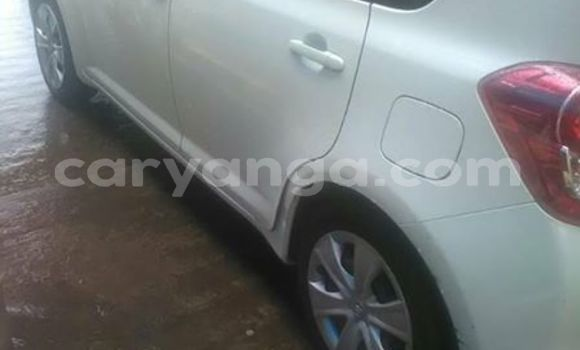 Buy Used Toyota Ractis White Car in Zomba in Malawi