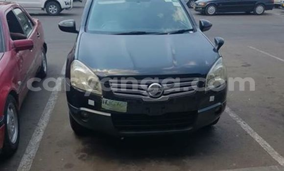 Buy Used Nissan Qashqai Black Car in Blantyre in Malawi