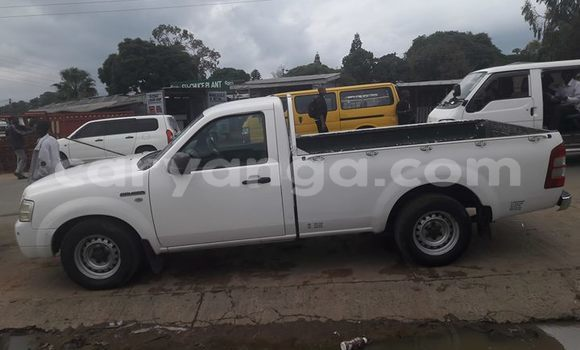 Buy Used Ford Ranger White Car in Blantyre in Malawi