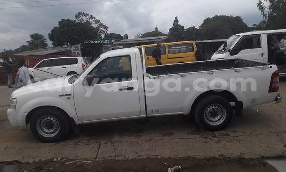 Buy Used Ford Ranger White Car in Blantyre in Malawi