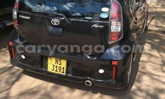 Buy Used Toyota Passo Black Car in Blantyre in Malawi