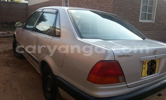 Buy Used Toyota Sprinter Silver Car in Blantyre in Malawi