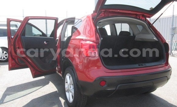 Buy Used Nissan Qashqai Red Car in Lilongwe in Malawi
