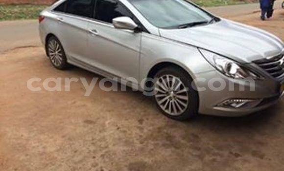 Buy Used Hyundai Sonata Silver Car in Lilongwe in Malawi