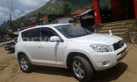Buy Used Toyota RAV4 White Car in Blantyre in Malawi