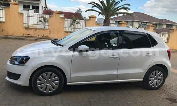 Buy Used Volkswagen Polo White Car in Lilongwe in Malawi