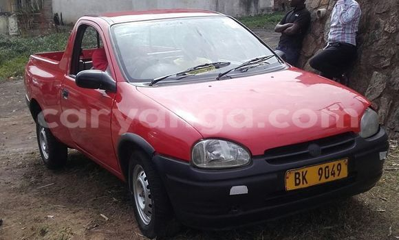 Buy Used Opel Corsa Red Car in Blantyre in Malawi