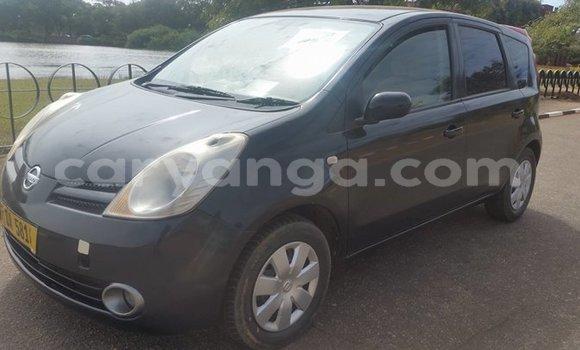 Buy Used Nissan Note Black Car in Kasungu in Malawi