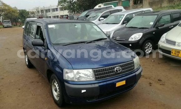 Buy Used Toyota Probox Blue Car in Blantyre in Malawi