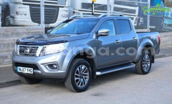 Buy Used Nissan Navara Silver Car in Blantyre in Malawi