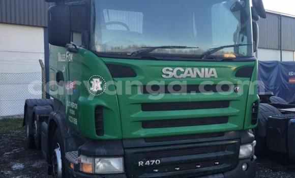Buy Used Scania 380 Green Truck in Lilongwe in Malawi