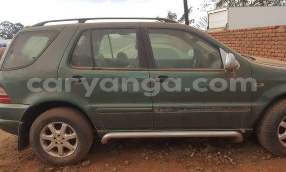Buy Used Mercedes‒Benz ML–Class Green Car in Blantyre in Malawi