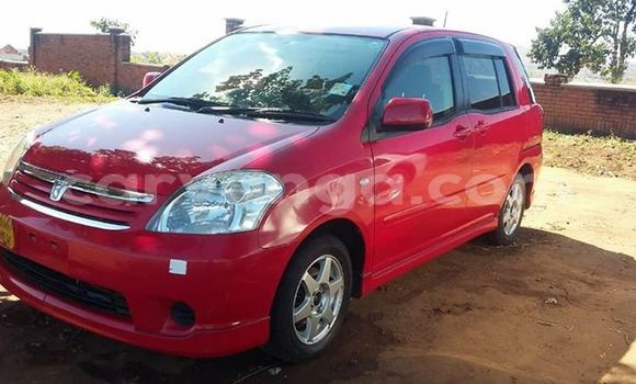 Buy Used Toyota Raum Red Car in Blantyre in Malawi