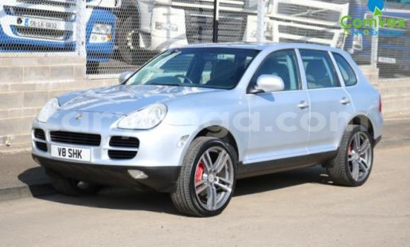 Buy Used Porsche Cayenne Silver Car in Blantyre in Malawi
