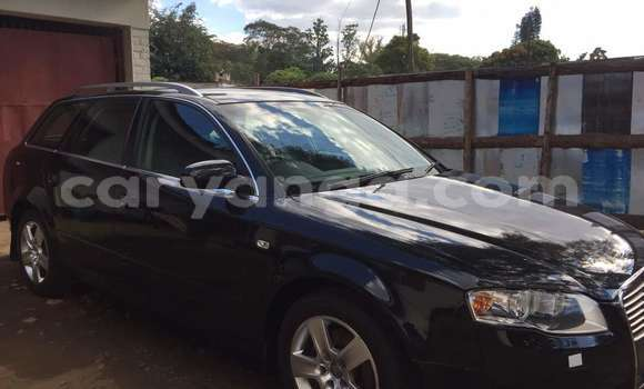 Buy Used Audi A4 Black Car in Blantyre in Malawi