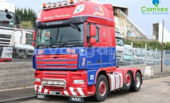 Buy Used DAF CF65 Red Truck in Blantyre in Malawi