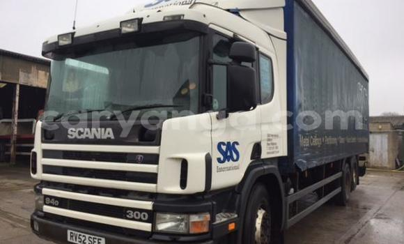 Buy Used Scania 94D White Truck in Blantyre in Malawi
