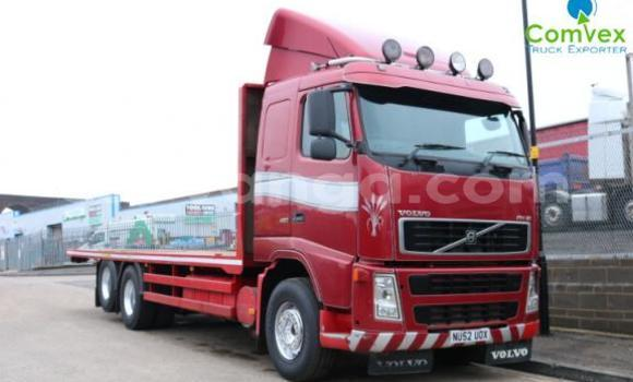 Buy Used Volvo F4 Red Truck in Blantyre in Malawi