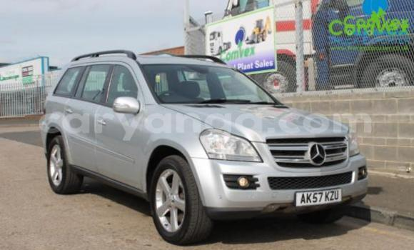 Buy Used Mercedes‒Benz GL–Class Silver Car in Blantyre in Malawi