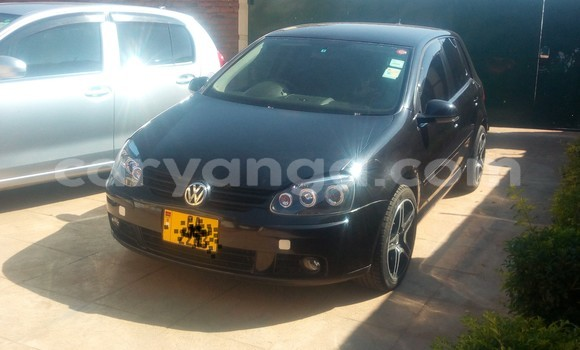 Buy Used Volkswagen Golf Black Car in Blantyre in Malawi