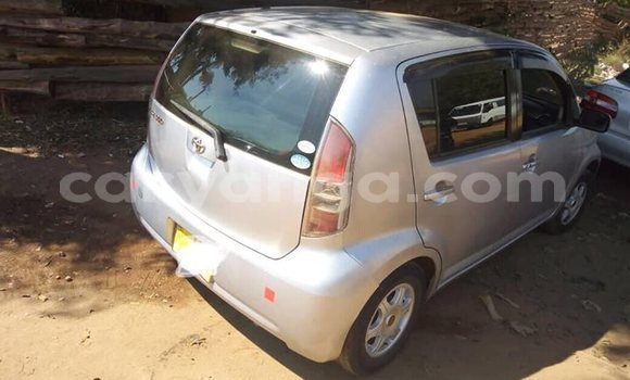 Buy Used Toyota Passo Silver Car in Zomba in Malawi