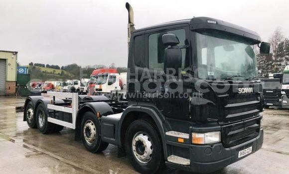 Buy Used Scania 380 Black Truck in Blantyre in Malawi
