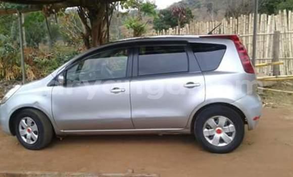 Buy Used Nissan Note Silver Car in Liwonde in Malawi