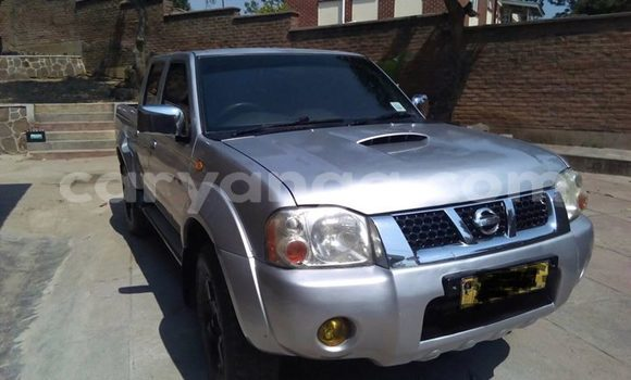 Buy Used Nissan Hardbody Silver Car in Blantyre in Malawi
