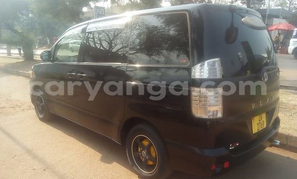 Buy Used Toyota Voxy Black Car in Zomba in Malawi