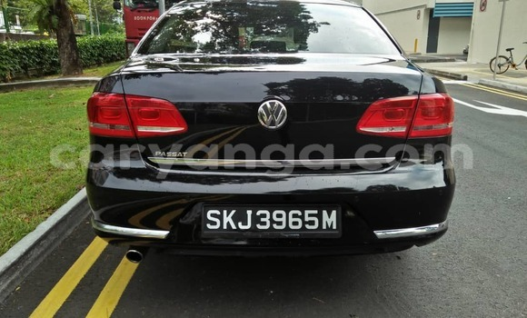 Buy Used Volkswagen Passat Black Car in Blantyre in Malawi