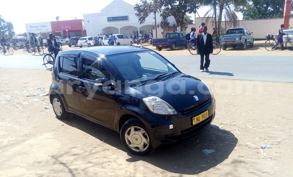 Buy Used Toyota Passo Black Car in Kasungu in Malawi