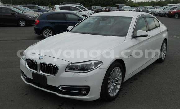 Buy Used BMW 5–Series White Car in Blantyre in Malawi