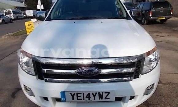 Buy Used Ford Ranger White Car in Lilongwe in Malawi