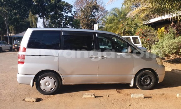 Buy Used Toyota Voxy Silver Car in Kasungu in Malawi