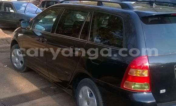 Buy Used Toyota Fielder Black Car in Lilongwe in Malawi