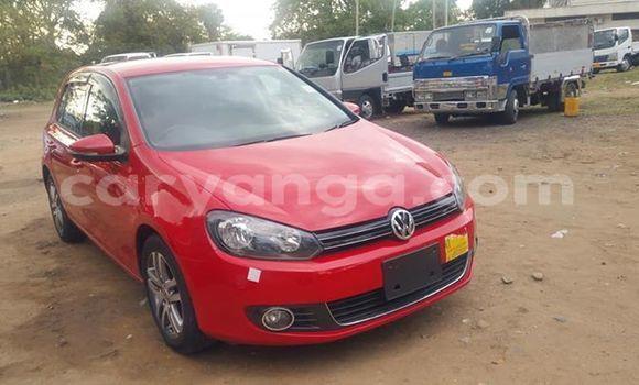Buy Used Volkswagen Golf Red Car in Blantyre in Malawi
